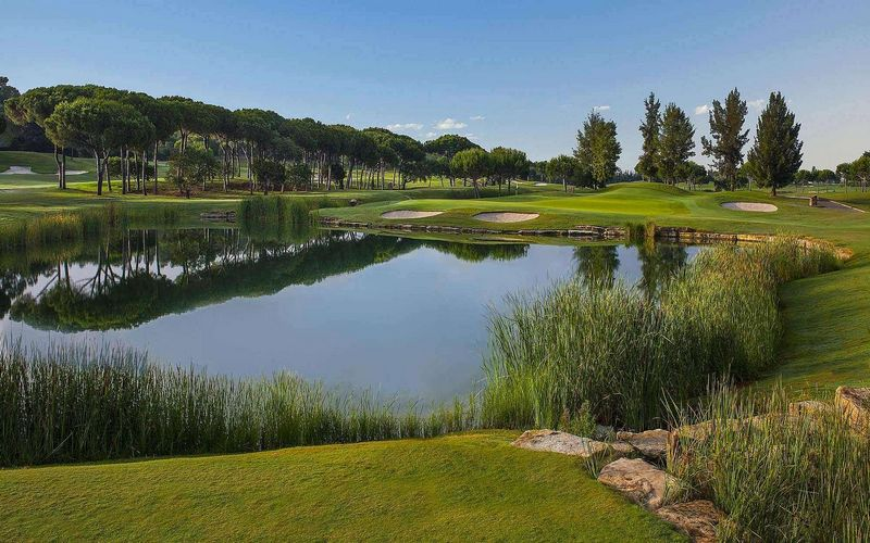 Laranjal Golf Course Algarve Portugal