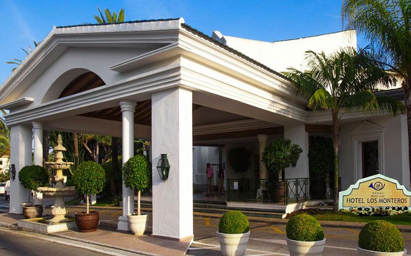 Los Monteros Golf Hotel Marbella