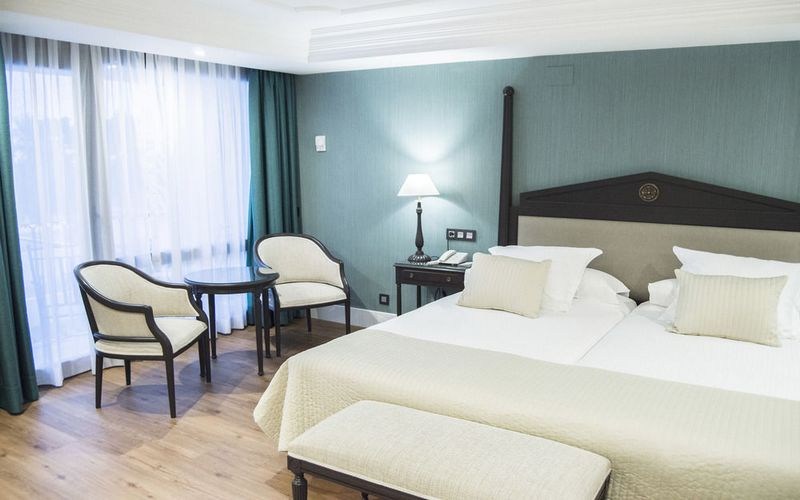 Los Monteros Marbella Hotel Rooms
