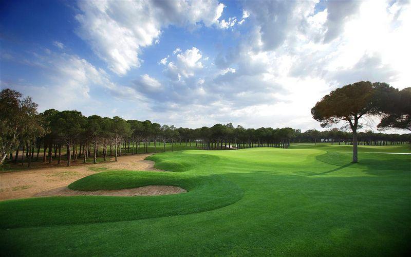 Montgomerie Golf Course Turkey