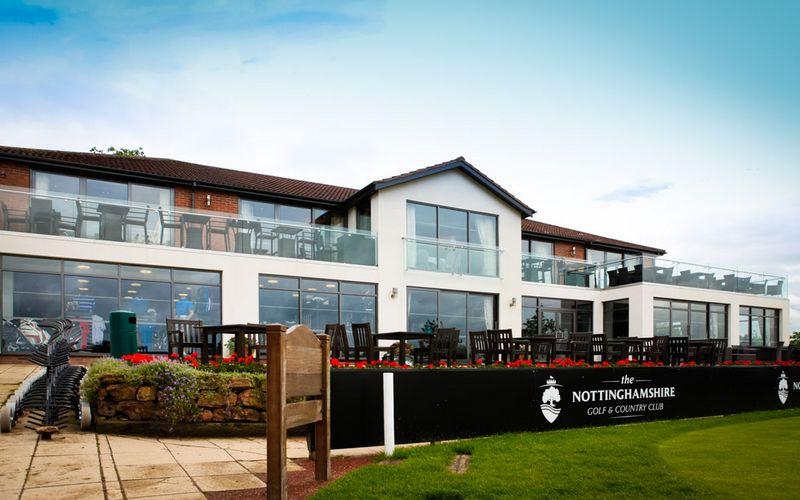 nottinghamshire golf breaks midlands golf breaks