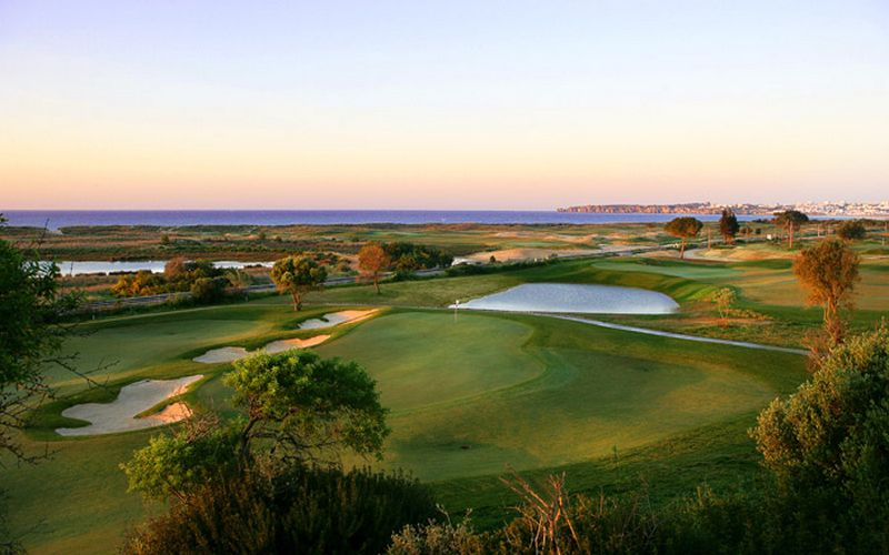 Palmares Golf Course Portugal Golf Breaks