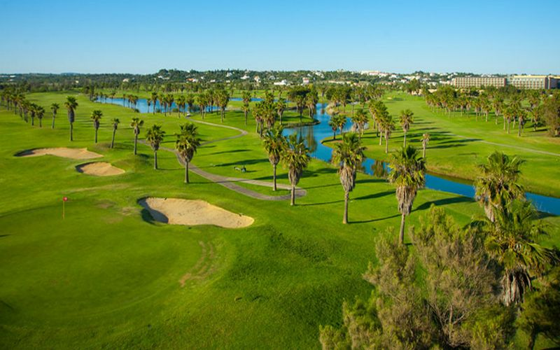 Salgados Golf Course Algarve Portugal