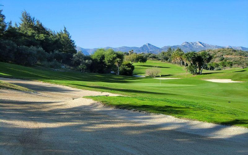 Santa Clara Golf Marbella Golf