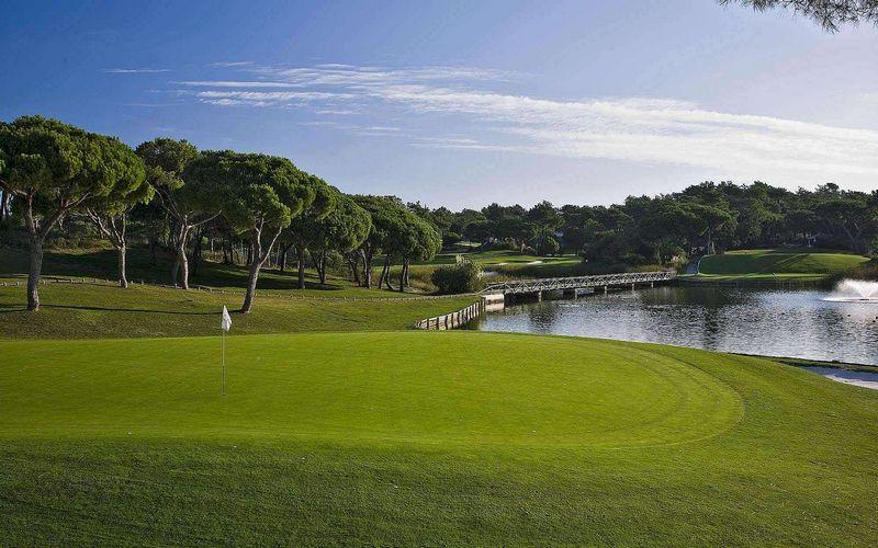 vila gale marina golf Quinta do Lago Golf Course Algarve Portugal