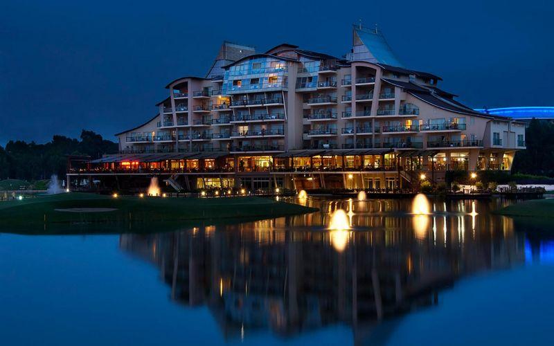 Sueno Golf Resort Turkey Golf Holidays
