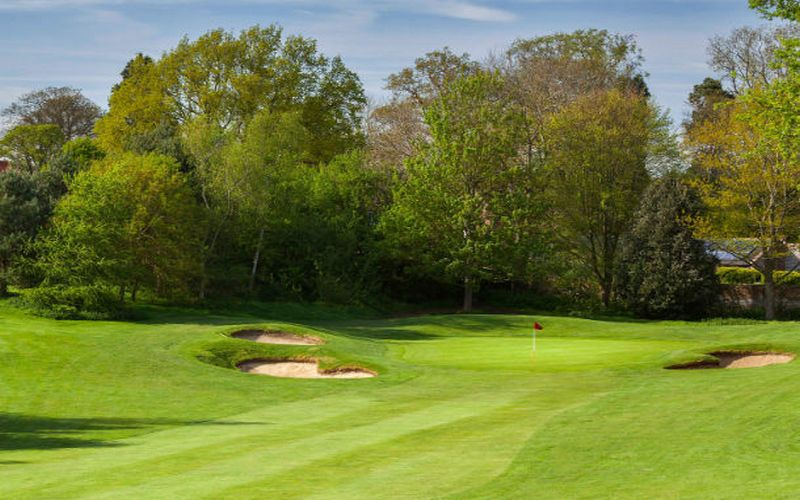 Tudor Park Golf Course tudor park golf breaks