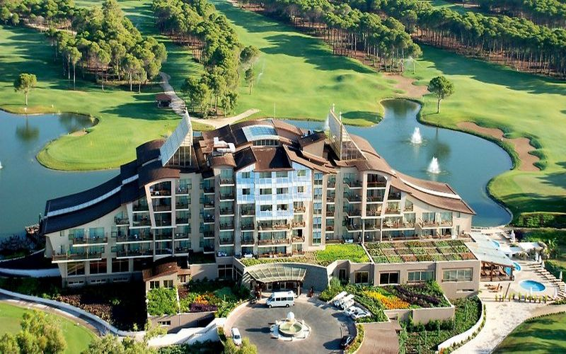 sueno hotels golf belek golf holidays Turkey Golf Holidays