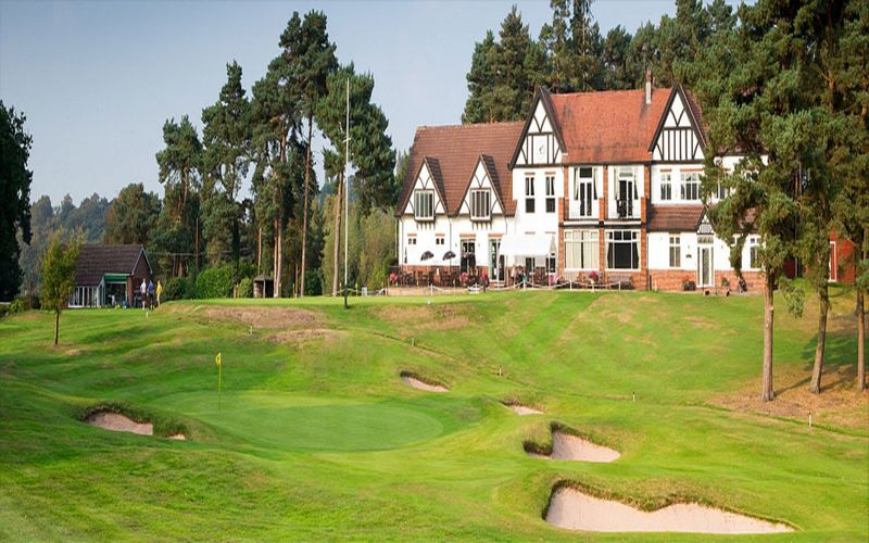 Sandiway Golf Course Cheshire
