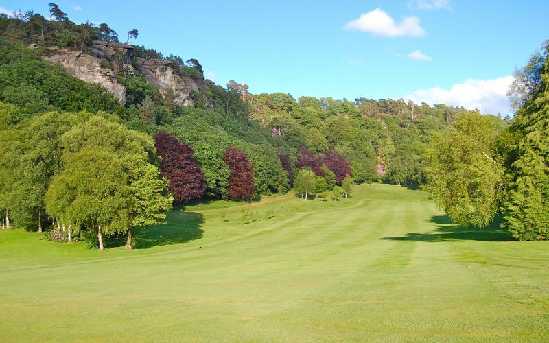Hawkstone Park Golf Course Fairway