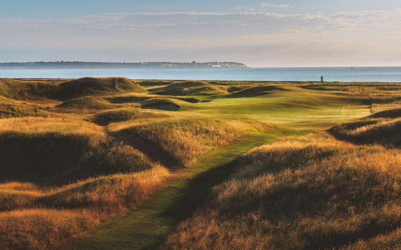 Royal St Georges Golf Club 5th Hole
