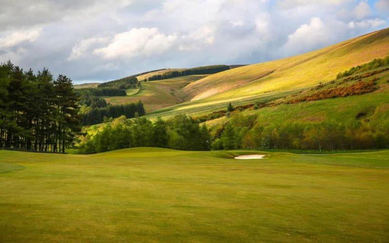 Cardrona Golf Course Hill