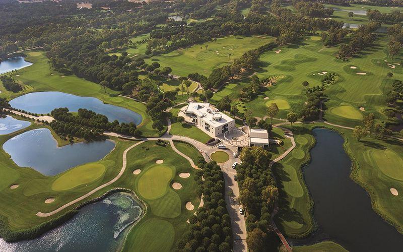 antalya golf club sultan pasha belek turkey