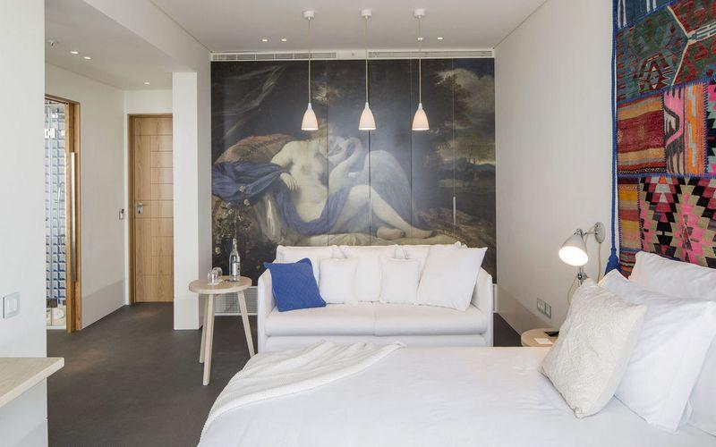 evolutee hotel twin room royal obidos