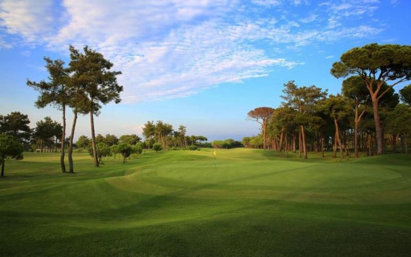 gloria new golf course belek turkey