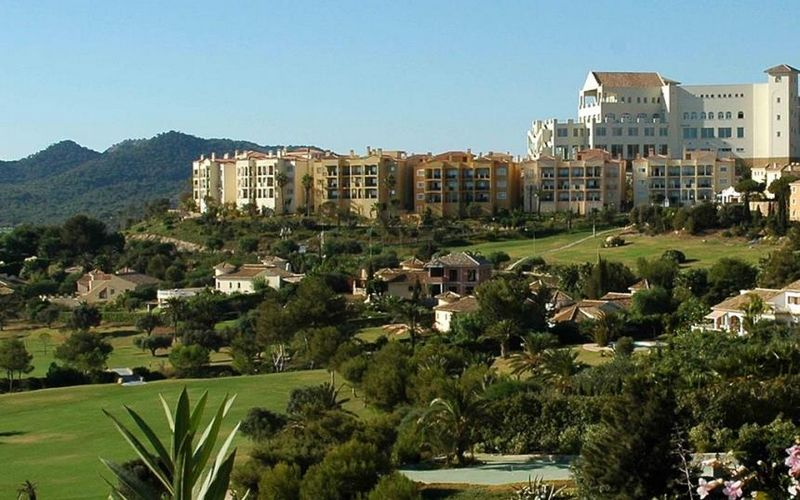 las lomas village la manga golf resort