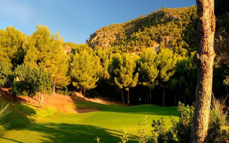 Bendinat Golf Course Mallorca