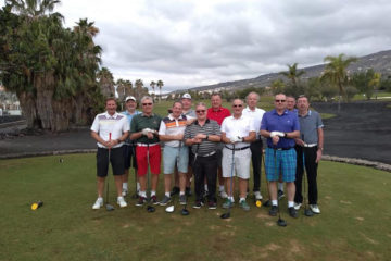 Gravestock Golf Group Tenerife