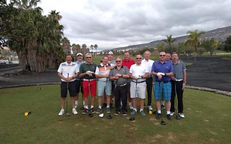 Gravestock Golf Group Tenerife