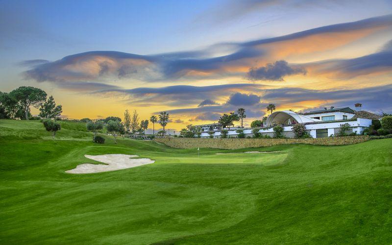 La Cala Golf Resort Asia 18th