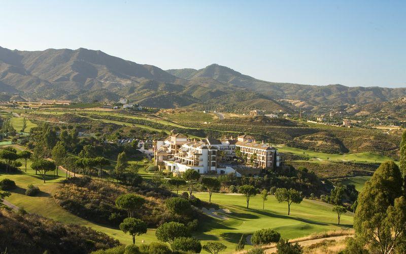 La Cala Golf Hotel Panoramic view
