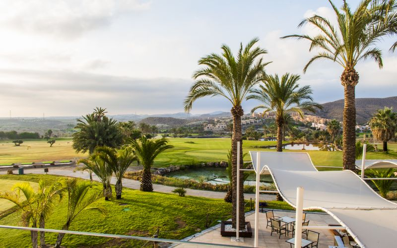Valle Del Este Golf Course