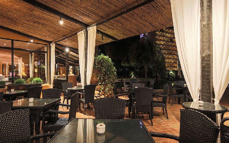 Dom Pedro Marina golf hotel restaurant