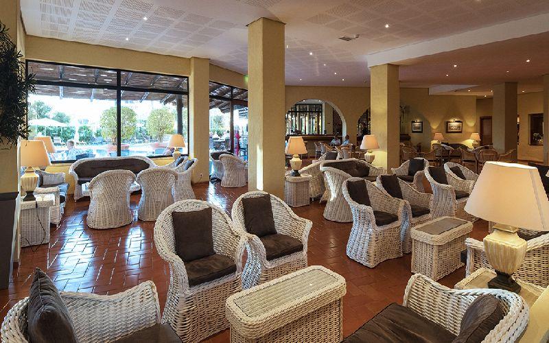 Dom Pedro Marina golf lobby