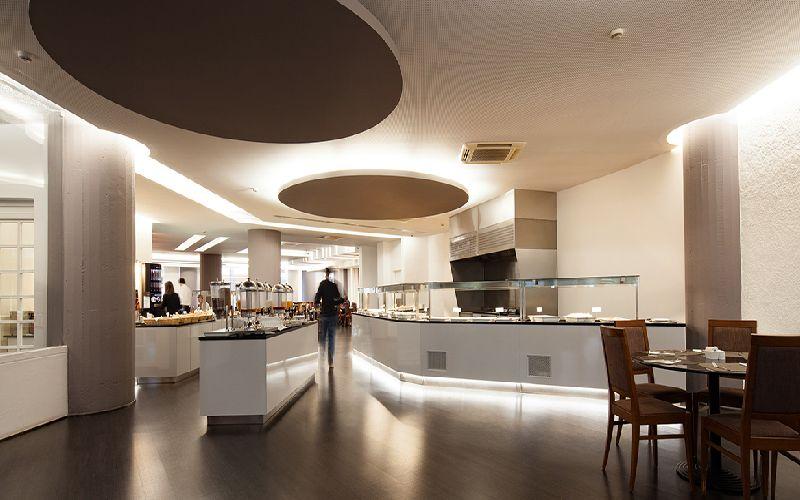 Dom Pedro Vilamoura golf hotel restaurant cooking