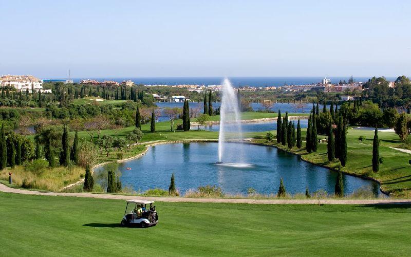 Villa Padierna Golf Club Flamingos