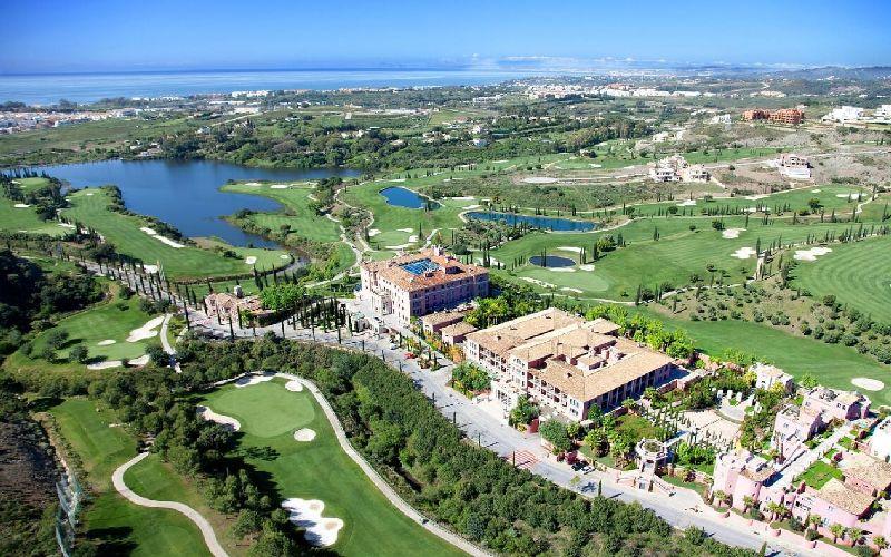 Villa Padierna Golf Resort Spain