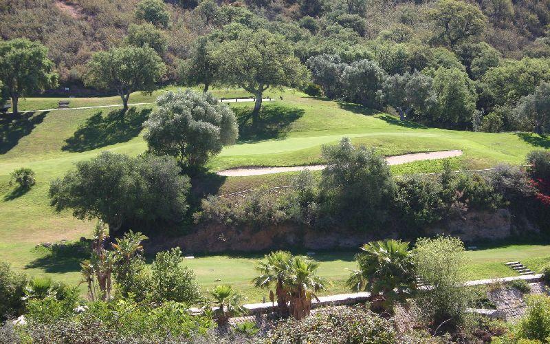 santa clara golf course spain
