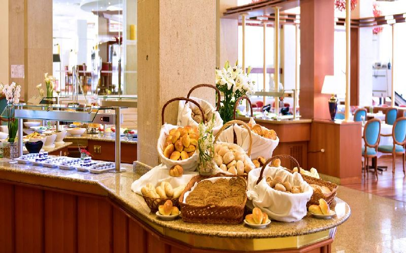 pestana dom joao ii golf hotel breakfast