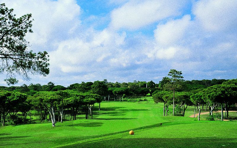 pestana vila sol golf course fairway