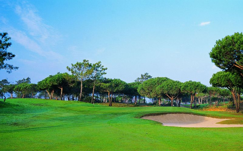 pestana vila sol golf course green