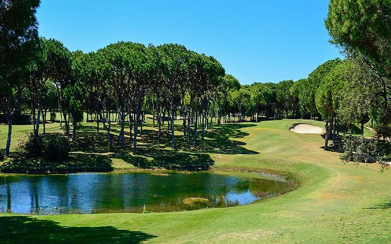 pestana vila sol golf course water