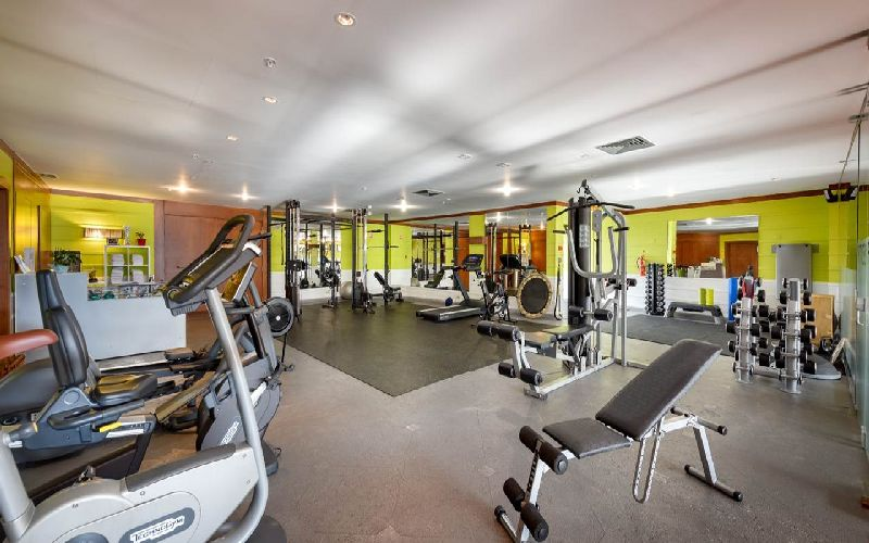 pestana vila sol golf hotel gym