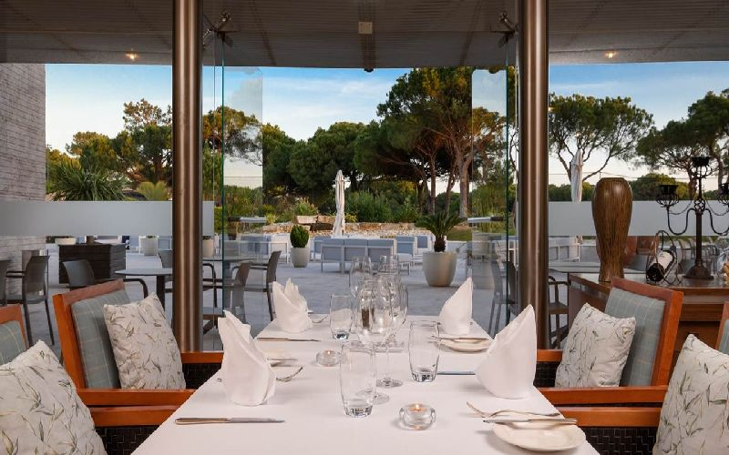 pestana vila sol golf hotel restaurant 2
