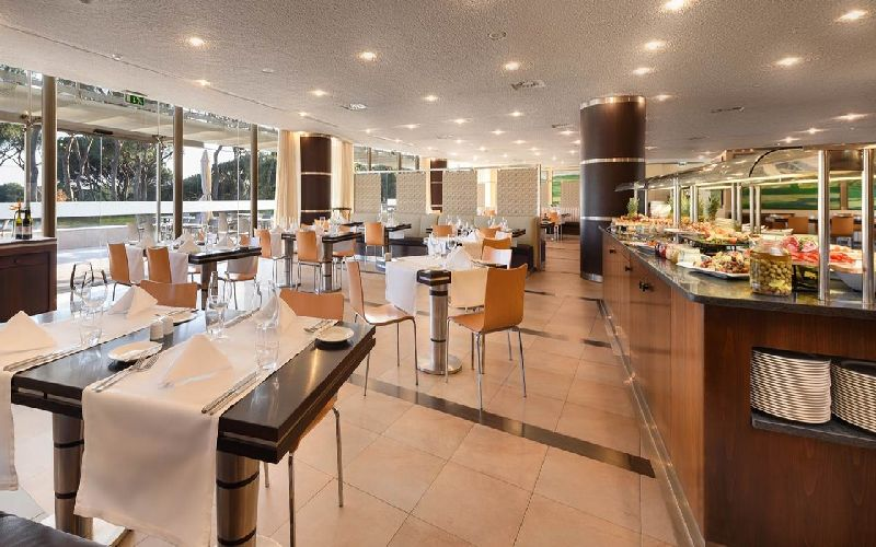 pestana vila sol golf hotel restaurant
