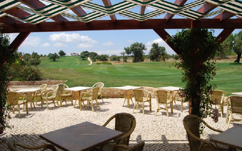 silves golf course terrace