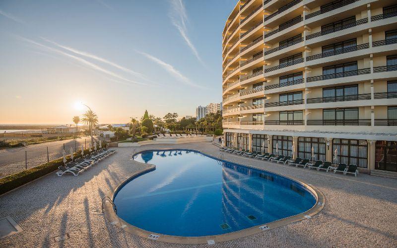 vila gale ampalius golf hotel pool beach