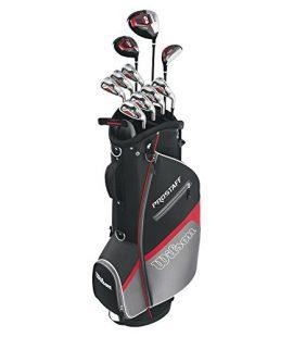 wilson prostaff golf clubs
