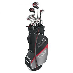 wilson prostaff golf club rental