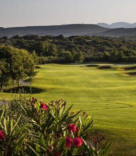 Costa Navarino Golf Resort Dunes Course Tee