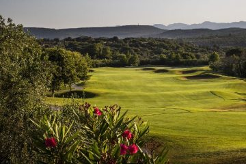 Costa Navarino Golf Resort Dunes Course Tee