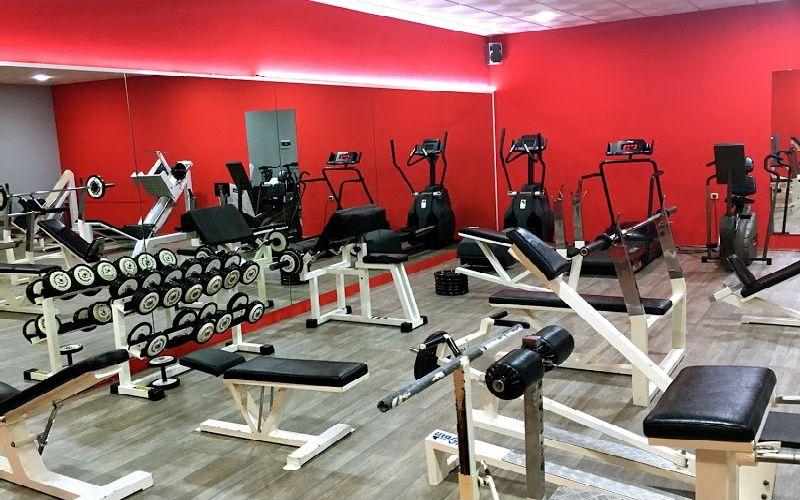 Flatotel International Golf Hotel Gym
