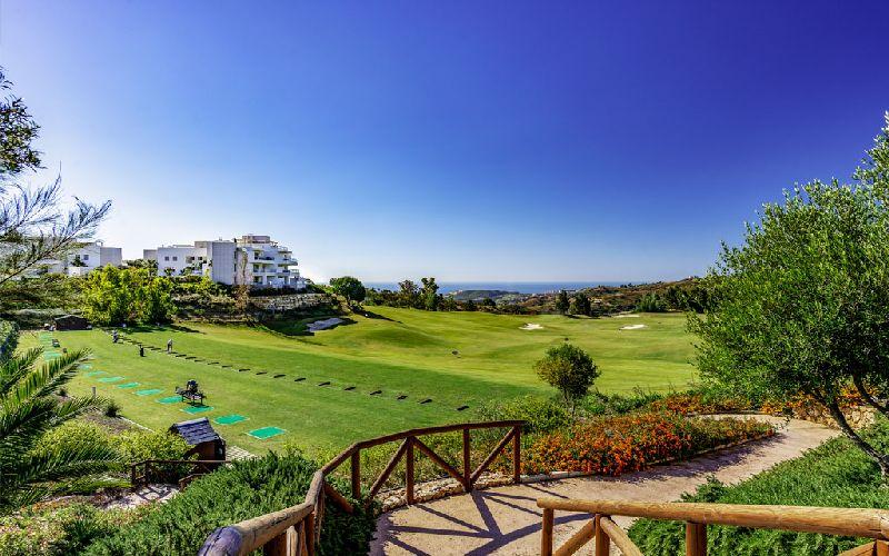 La Cala Golf Resort Driving Range