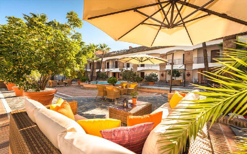 La Cala Golf Resort Pool 2