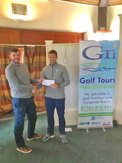 GTI Golf Day Winners