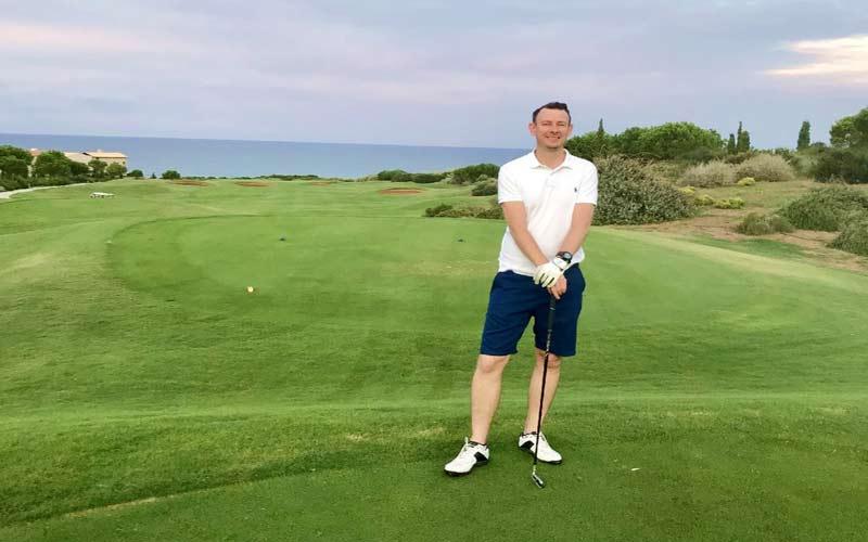 Costa Navarino Golf Resort